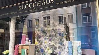 KLOCKHAUS Dekoration