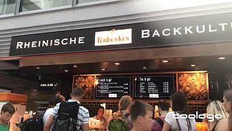Bäckerei Terbuyken Filiale Flughafen Terminal A