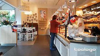 Bäckerei Puppe - Filiale Luegallee