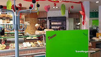 Bäckerei Franzes - Filiale Ruhrstraße
