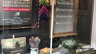 Kunstwerkstatt Burkhard Weber