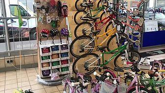 Aubic Cars & Bikes - Fahrrad-